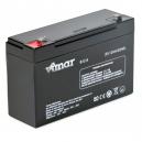 Аккумуляторная батарея VIMAR B12-6 (12А·ч, 6В)