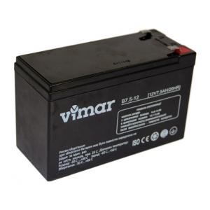 Аккумуляторная батарея VIMAR B7.5-12 7,5 АЧ