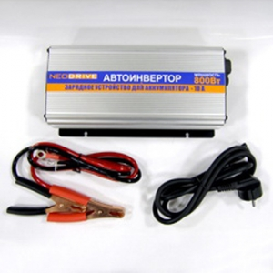 Автоинвертор Neodrive NB100W с разъёмом USB