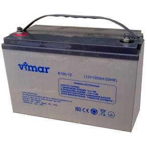 Мультигелевый аккумулятор VIMAR B100-12 12В 100АЧ
